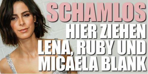 Lena Meyer-Landrut, Ruby O. Fee, Miley Cyrus (Foto)