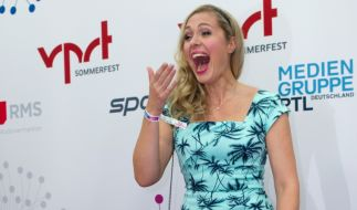 """Moderatorin Ruth Moschner wird nicht in den neuen Folgen von """"Grill den Henssler"""" zu sehen sein. (Foto)"""