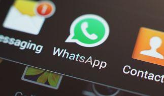 Beim Messenger WhatsApp sind 2019 einige Updates geplant. (Foto)