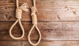 Ein Kindermörder wurde im Iran hingerichtet. (Foto)