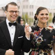 Intime Einblicke! Victoria feiert 10. Jubiläum mit Mann Prinz Daniel (Foto)
