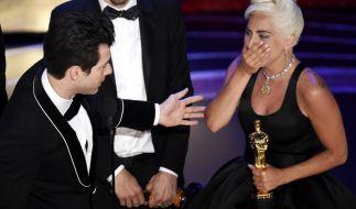 Lady Gaga bekam den Oscar für den besten Filmsong. (Foto)