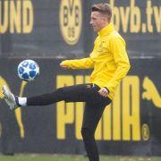 BVB-Kapitän vor Comeback! Reus zurück im Training (Foto)