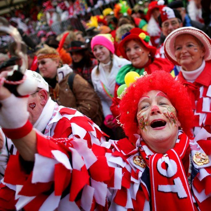 HIER sind Sie beim Karneval in Münster und Düsseldorf dabei (Foto)