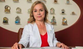 """Die ZDF-Vorabendserie """"Dr. Klein"""" mit Schauspielerin ChrisTine Urspruch wird zum Ende der fünften Staffel eingestellt. (Foto)"""
