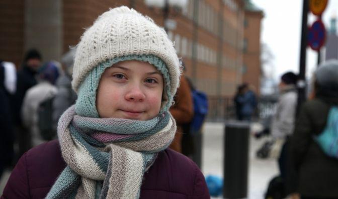 News-Ticker zu Greta Thunberg in Hamburg