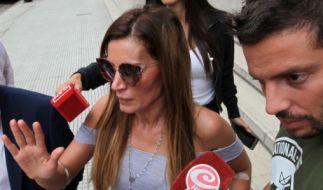 Die argentinische Schauspielerin Natacha Jaitt wurde tot aufgefunden. (Foto)