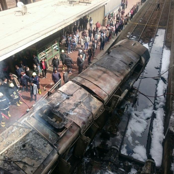 Ermittler zu Zugunglück: Lokführer hatte Bremse nicht angezogen (Foto)