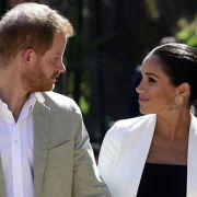 DARUM stellt Prinz Harry Herzogin Meghan zur Rede (Foto)