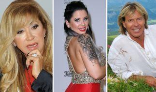 Carmen Geiss, Jenny Frankhauser und Hansi Hinterseer mussten diese Woche tragische Verluste verarbeiten. (Foto)