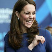 Herzogin Kate spricht über 4. Baby! Doch die Ärzte schlagen Alarm (Foto)