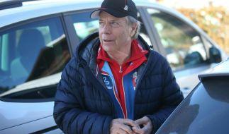 Peter Schröcksnadel, Präsident vom Österreichischen Skiverband (ÖSV), behauptet, dass auch deutsche Sportler in den Doping-Skandal verwickelt sind. (Foto)