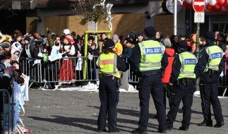 Alle wichtigen Nachrichten rund um den Karneval 2019 lesen Sie hier auf news.de. (Foto)