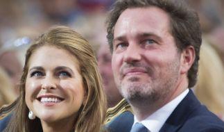 Prinzessin Madeleine von Schweden und Chris O'Neill sind seit 2013 verheiratet. (Foto)