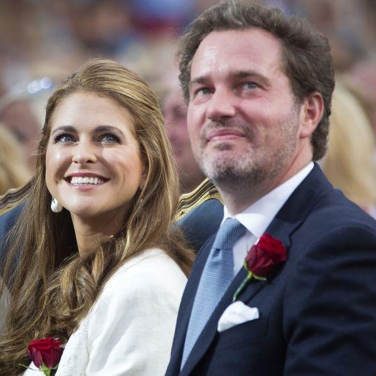 Mager-Schock wegen Ehe-Krise! Madeleine vom Ehemann sitzengelassen (Foto)