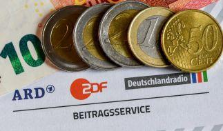 Nach Plänen von CSU-Chef Markus Söder soll der Rundfunkbeitrag an die Inflationsrate gekoppelt werden. (Foto)