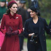 """Royal-Experte sicher! Kate und Meghan hatten eine """"Konfrontation"""" (Foto)"""