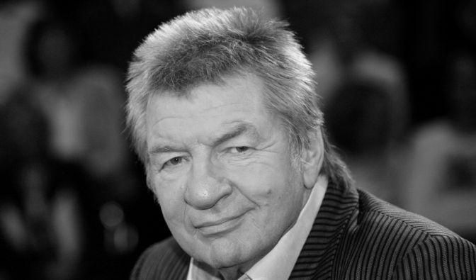 Werner Schneyder, österreichischer Kabarettist und ZDF-Sportkommentator (25.01.1937 - März 2019).