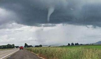 Tornados haben den Süden der USA heimgesucht - mehr als 20 Menschen sind dabei ums Leben gekommen. (Foto)