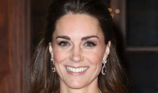 Kate Middleton begeistert mit ihrer sympathischen Art Millionen von Fans. (Foto)