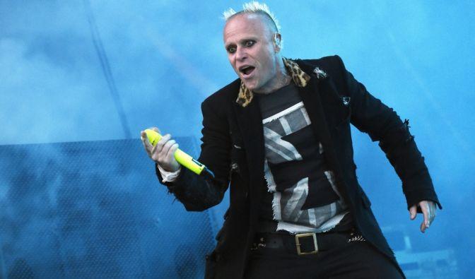 Keith Flint, Sänger von