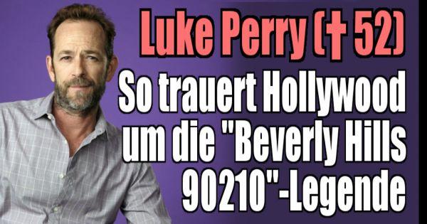 Luke Perry Tot