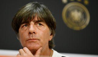 Bundestrainer Joachim Löw hat drei Weltmeister aus der Nationalmannschaft gestrichen. (Foto)