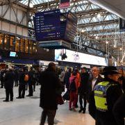 Verdächtiges Fahrzeug in London: Polizei sperrt Straßen (Foto)