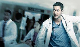 "Ryan Eggold als Dr. Max Goodwin in ""New Amsterdam"". (Foto)"