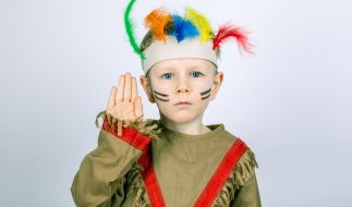 Sind Indianer-Kostüme an Fasching wirklich diskriminierend? (Foto)