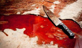 In einem französischen Gefängnis hat ein radikalisierter Häftling zwei Wärter mit einem Messer angegriffen und verletzt (Symbolbild). (Foto)
