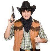 Betrunkener Cowboy mit Waffe löst Polizeieinsatz aus (Foto)