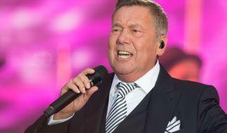 """Roland Kaiser geht 2020 auf große """"Alles oder Dich""""-Tour. (Foto)"""