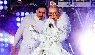 Christina Aguilera kommt für ein Konzert nach Deutschland. (Foto)