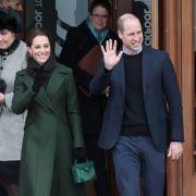 Prinz William fix und fertig! SIE treibt ihn zur Verzweiflung (Foto)