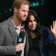 Geheimtreffen in Berlin! Prinz Harry lässt schwangere Meghan sitzen (Foto)