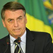 Obszönes Video bringt brasilianischen Präsidenten in die Bredouille (Foto)