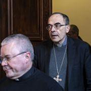 Erzbischof von Lyon nach Nichtanzeige von Missbrauch schuldig gesprochen (Foto)