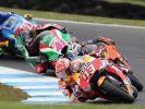 Die MotoGP gastiert an diesem Wochenende in Japan. (Foto)