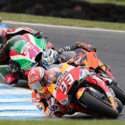 Die Rennen der Motorrad-WM live sehen (Foto)