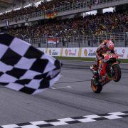 Marc Marquez gewinnt Frankreich-Grand-Prix (Foto)
