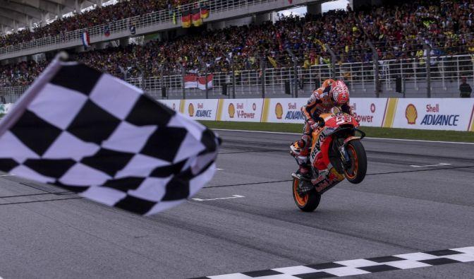 MotoGP 2019 Ergebnisse in Valencia