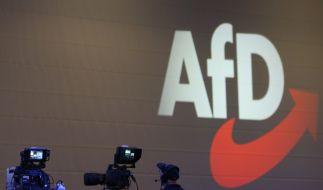 """Der Verfassungsschutz will mit der AfD nicht mehr vor Gericht darüber streiten, ob der Nachrichtendienst die Partei öffentlich als """"Prüffall"""" bezeichnen darf oder nicht. (Foto)"""