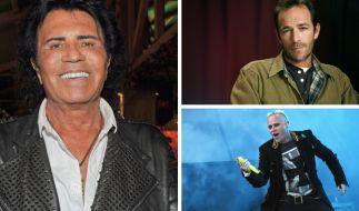 Costa Cordalis, Luke Perry und Keith Flint in den Promi-News der Woche. (Foto)