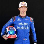 Pierre GASLY (Frankreich): Team Red Bull, Startnummer 10, Erster Grand Prix: 1. Oktober 2017 GP Malaysia Erster GP-Sieg: - GP-Teilnahmen: 26 Siege: - Größte Erfolge: GP2-Sieger 2016, WM-15. 2018