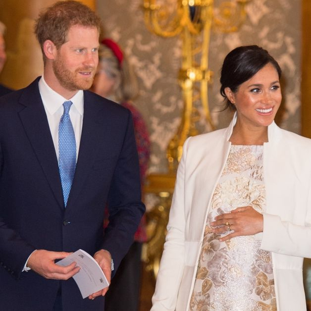 Harrys echter Vater soll Taufpate werden - es ist NICHT Prinz Charles (Foto)