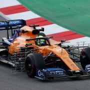 Lando NORRIS (Großbritannien): Team McLaren, Startnummer 4, Erster Grand Prix: - Erster GP-Sieg: - GP-Teilnahmen: - Siege: - Größte Erfolge: Formel-2-Zweiter 2018
