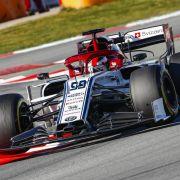 Antonio GIOVINAZZI (Italien): Team Alfa Romeo, Startnummer 99, Erster Grand Prix: 26. März 2017 GP Australien Erster GP-Sieg: - GP-Teilnahmen: 2 Siege: - Größte Erfolge: WM-22. 2017