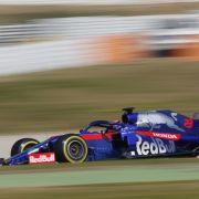 Alexander ALBON (Thailand): Team Toro Rosso, Startnummer 23, Erster Grand Prix: - Erster GP-Sieg: - GP-Teilnahmen: - Siege: - Größte Erfolge: Formel-2-Dritter 2018