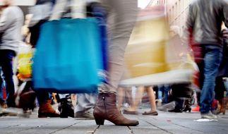 Auch an diesem Sonntag können Sie in vielen Städten und Gemeinden Deutschlands einkaufen. (Foto)